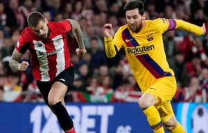 Athletic Bilbao - Barcelona, LaLiga